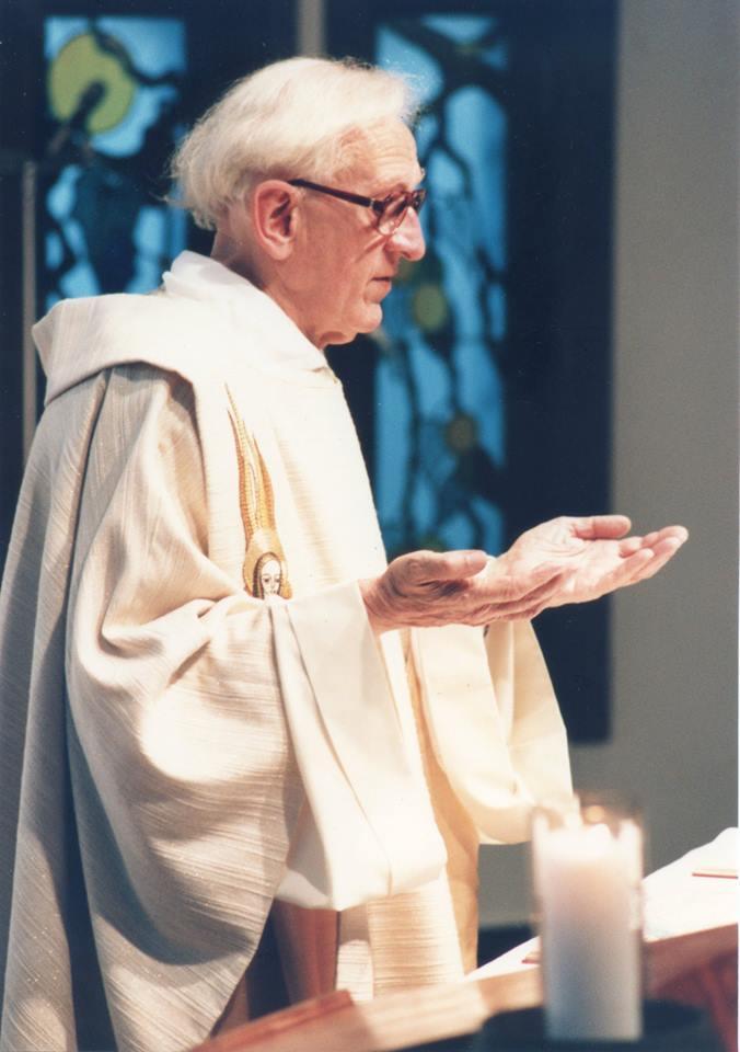 聖グレゴリオの家創立者 ゲレオン・ゴルドマン神父