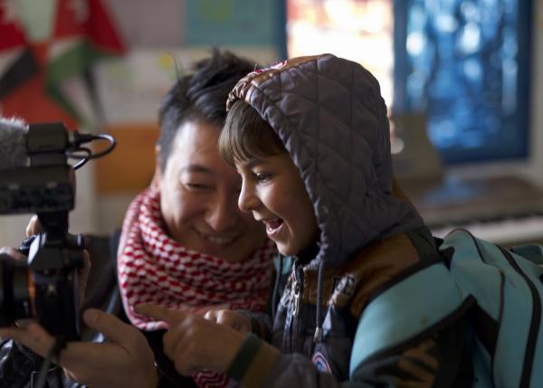 堀潤監督作品映画「わたしは分断を許さない」公開参加プロジェクト
